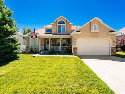 Layton Single Family Home For Sale: 2631 N 1100 E