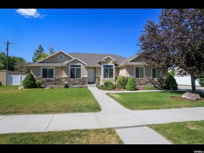 Riverton Single Family Home For Sale: 2678 W 13220 S