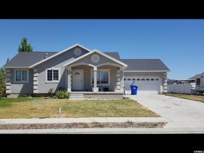 Eagle Mountain Single Family Home For Sale: 1467 E Hawk Way