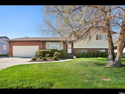 Orem Single Family Home For Sale: 229 W 255 S