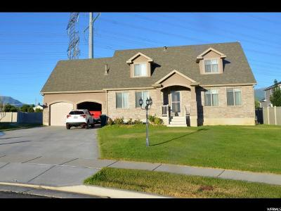 Layton Single Family Home For Sale: 1118 N 3300 W