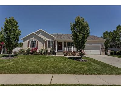 Riverton Single Family Home For Sale: 2394 W 12920 S