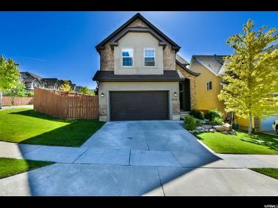 Lehi Single Family Home For Sale: 5214 N Fox Hollow Way W