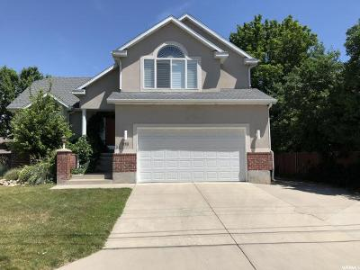 Murray Single Family Home For Sale: 619 E 5400 S