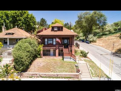 Salt Lake City Single Family Home For Sale: 791 E 9th Ave. N