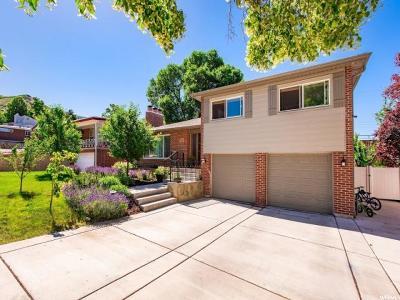 Salt Lake City Single Family Home For Sale: 2410 E Blaine Ave S