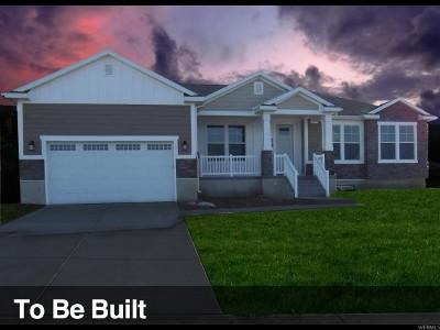 Mapleton Single Family Home For Sale: 821 N 550 W #25