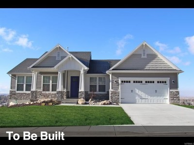 Mapleton Single Family Home For Sale: 1554 S 1450 W #2