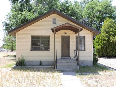 Delta Single Family Home For Sale: 154 S 400 W