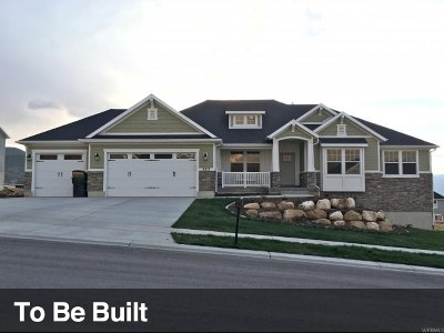 Mapleton Single Family Home For Sale: 1330 S 1450 W #9