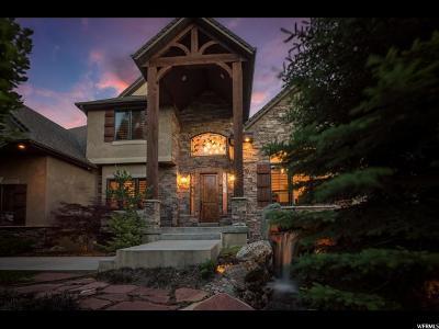 Layton Single Family Home For Sale: 3090 E Kay Ct