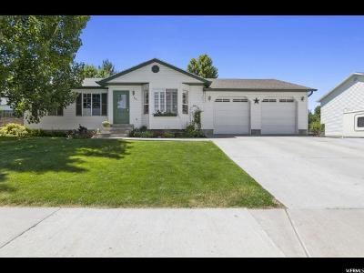 Payson Single Family Home For Sale: 841 W 1235 S