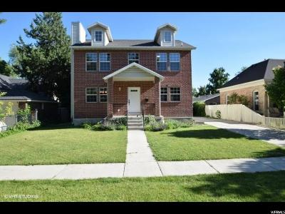 Provo Single Family Home For Sale: 368 E 100 N