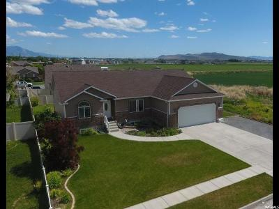 Tremonton Single Family Home For Sale: 2545 W 940 N