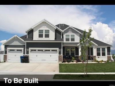 Mapleton Single Family Home For Sale: 772 N 550 W #19