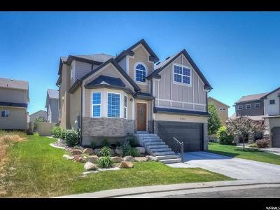 Eagle Mountain Single Family Home For Sale: 4728 E Lexi Loop N