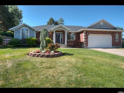 Layton Single Family Home For Sale: 1101 N 3000 E