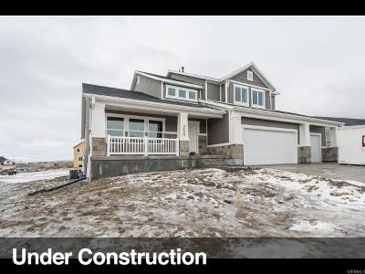 Eagle Mountain Single Family Home For Sale: 9702 N Spring Bridge St E #306