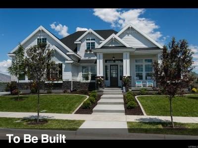 Mapleton Single Family Home For Sale: 541 W 610 N #24