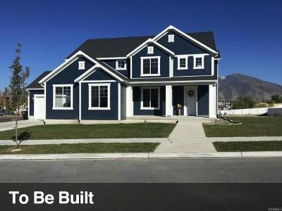 Mapleton Single Family Home For Sale: 635 N 550 W #24