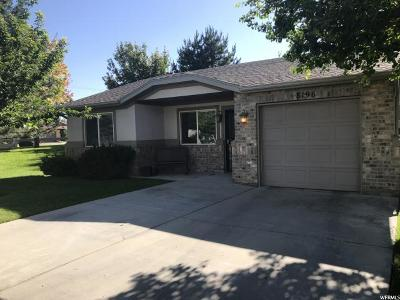 West Jordan Single Family Home For Sale: 8196 S Old Factory Dr