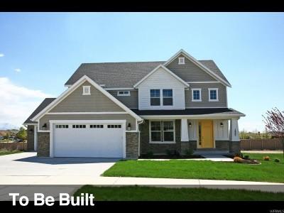 Mapleton Single Family Home For Sale: 772 N 550 W #27