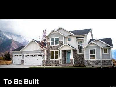 Mapleton Single Family Home For Sale: 731 N 550 W #28