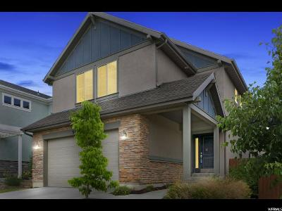 Lehi Single Family Home For Sale: 5444 N Chestnut St