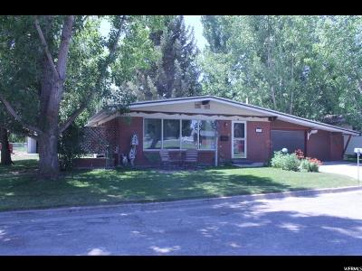 Lewiston Single Family Home For Sale: 37 Park Lane