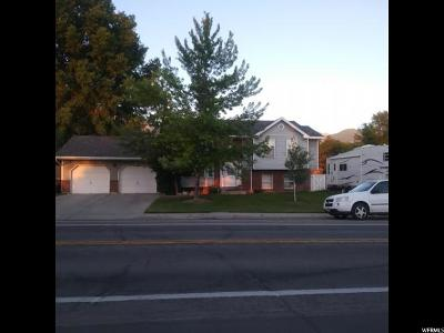 Orem Single Family Home For Sale: 1025 S Main St