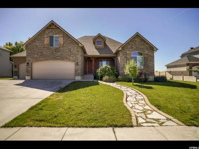 Kaysville Single Family Home For Sale: 1539 W Leola S