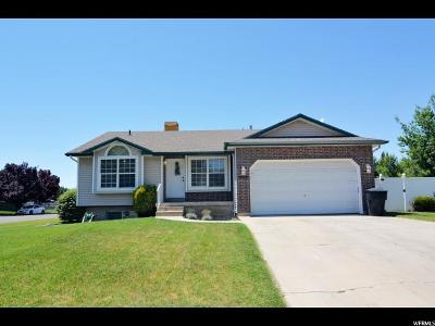 Clinton Single Family Home For Sale: 2089 N 900 W