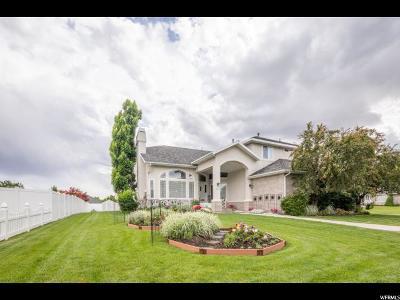 South Jordan Single Family Home For Sale: 1009 W Park Palisade Dr S