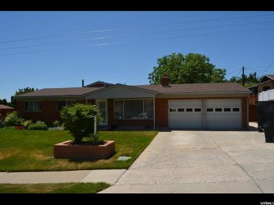 Springville Single Family Home For Sale: 285 N 1040 E