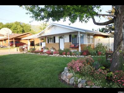 Kaysville Single Family Home For Sale: 764 E 350 N