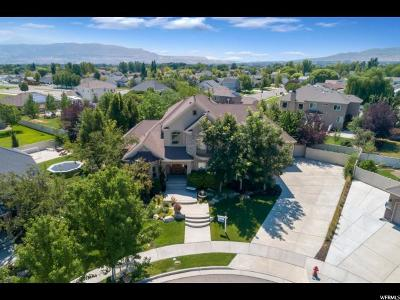 Riverton Single Family Home For Sale: 12977 S Prarie Hill Cir
