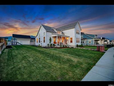 Kaysville Single Family Home For Sale: 376 N Angel W