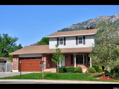 Orem Single Family Home For Sale: 268 N 1120 E