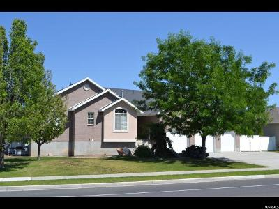Clinton Single Family Home For Sale: 2394 N 3000 W