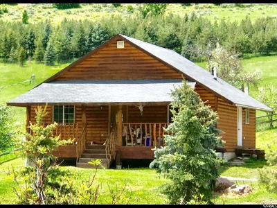 Preston Single Family Home For Sale: 6983 E Hwy 36