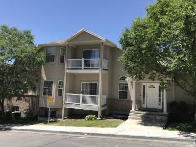 Provo Townhouse For Sale: 1319 E 610 N