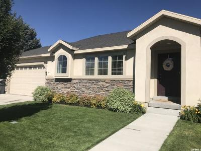 American Fork Single Family Home For Sale: 174 S 270 Cir W