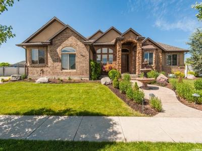 South Jordan Single Family Home For Sale: 992 W Louise Meadow Dr S