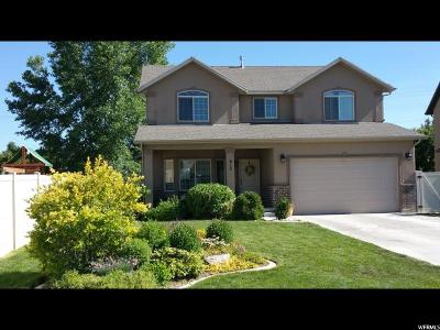 Lehi Single Family Home For Sale: 613 W Northlake Dr