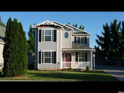 Spanish Fork Single Family Home For Sale: 823 W 60 N