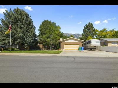 Orem Single Family Home For Sale: 236 N 700 E
