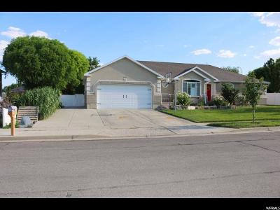 Riverton Single Family Home For Sale: 3133 W 13640 S