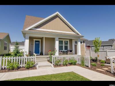 South Jordan Single Family Home For Sale: 10564 S Pipestone Way