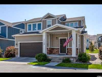 Bluffdale Single Family Home For Sale: 15189 S Liberty Bell Dr W