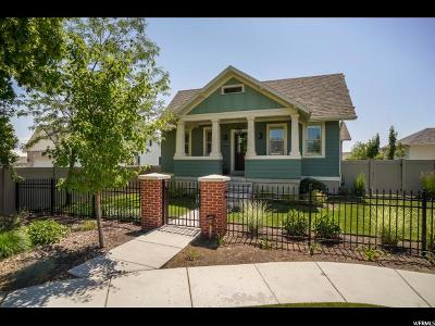 Kaysville Single Family Home For Sale: 279 N Angel St W